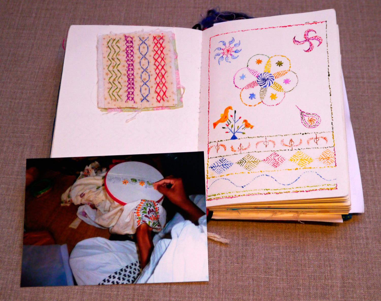workshop-kantha-sketchbook